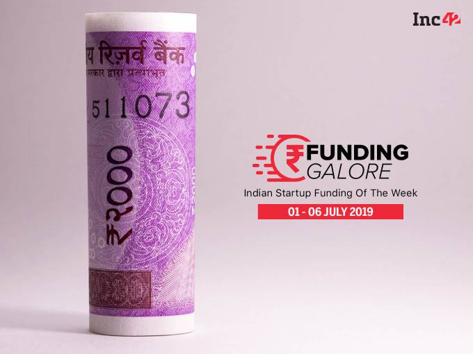Funding Galore: Important Indian Startup Funding This Week