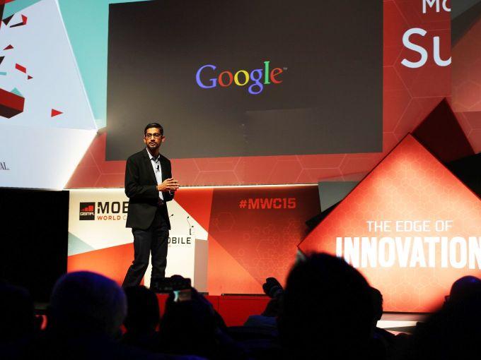 Sundar Pichai Gets Hefty Pay Raise As Alphabet CEO