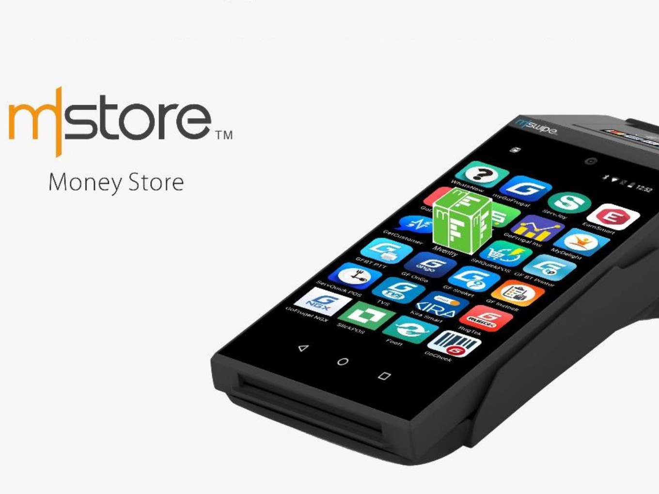 Mswipe's Money Store Brings PoS Apps, Payment Tools For Merchants
