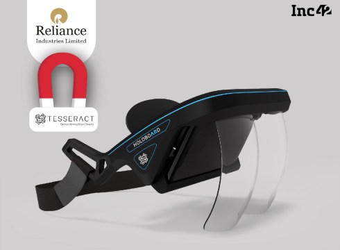 Exclusive: Reliance Acquires Majority Stake In AR/VR Startup Tesseract