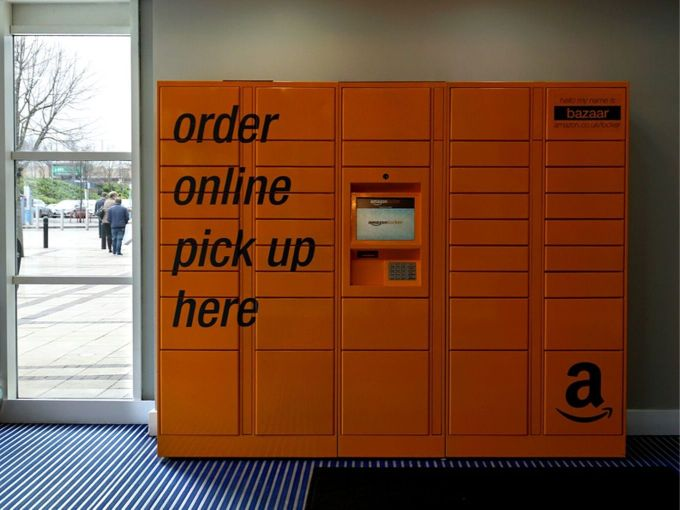 Festive Season Sale: Amazon Sets Up Kiosks Outlets in Offices, Campuses For Delivery Pickups