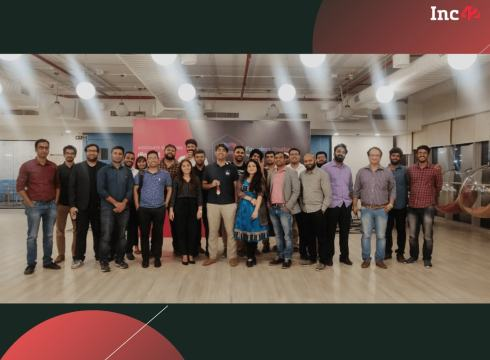 Inc42 Hosts Dineout's Vivek Kapoor At Hyderabad's First Founders Meetup