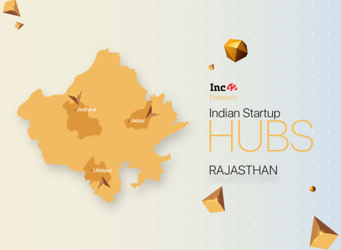 Rajasthan Startup Hub: Startups Rise In The 'Land Of Kings'