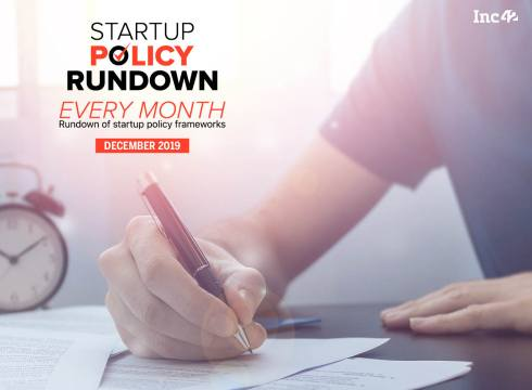 India Startup Policy: E-Auction, Defence India Startup Challenge And More
