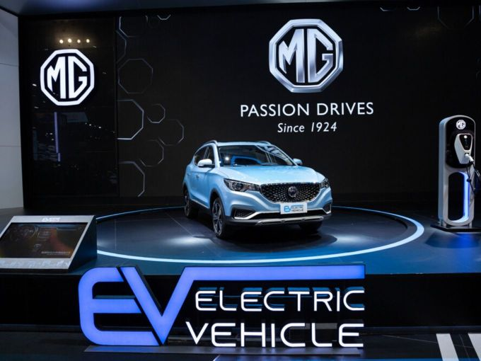 Auto Expo 2020: MG Motor Plans To Reveal Connected, Electric Vehicles