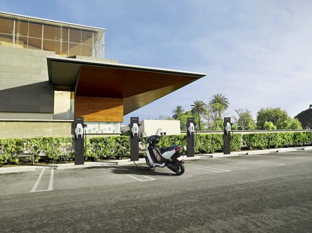 AtherGrid Public Charging Stations
