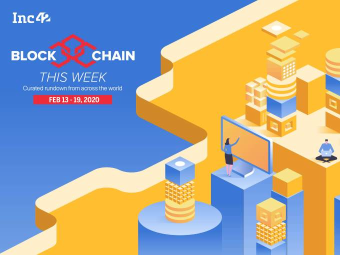 Blockchain This Week: Election Commission's Blockchain Voting Tech; Blockchain For Ticketing And More