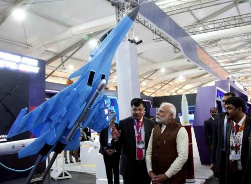 IIT-Madras Unveils Cutting-Edge Missiles, Drones At DefExpo 2020