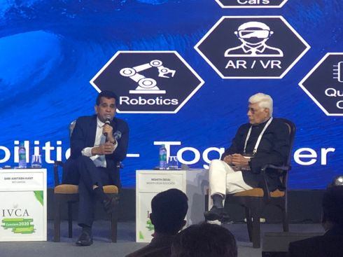 Electric Mobility Is India's Next Big Opportunity: Niti Aayog's Amitabh Kant