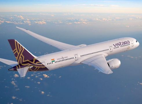 Vistara To Launch In-Flight WiFi In India From Next Month
