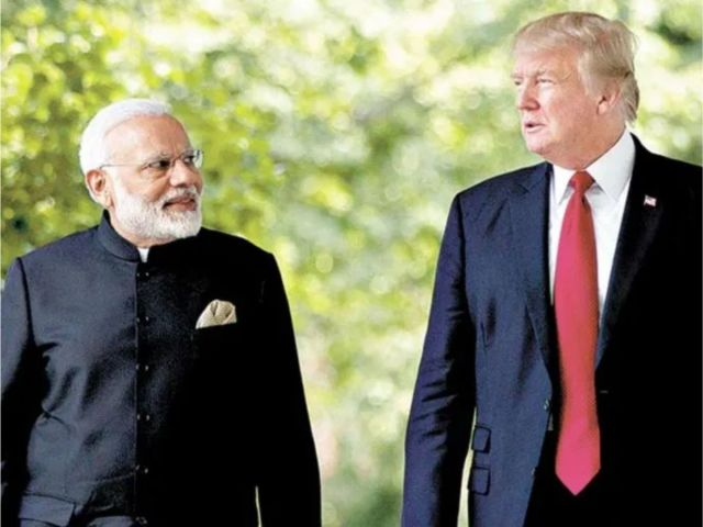 Donald Trump Discusses 5G With Modi As India Awaits Trials