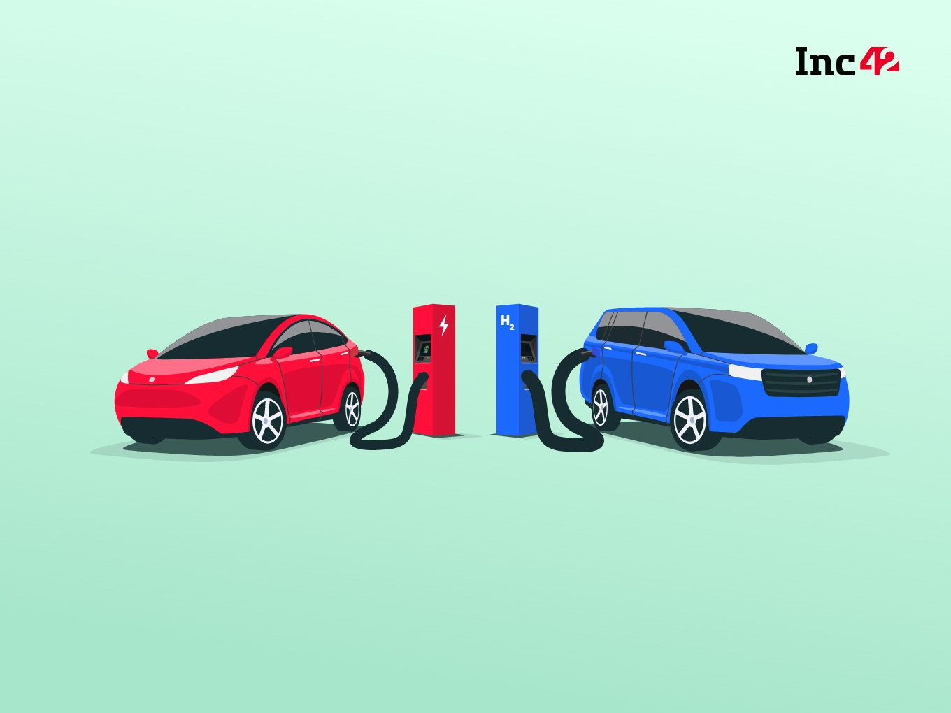 Are Battery-Powered EVs Greener Than Hydrogen Vehicles?
