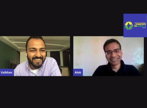 #StartupsVsCovid19: Indifi's Alok Mittal On The Power Of People And Their Passions