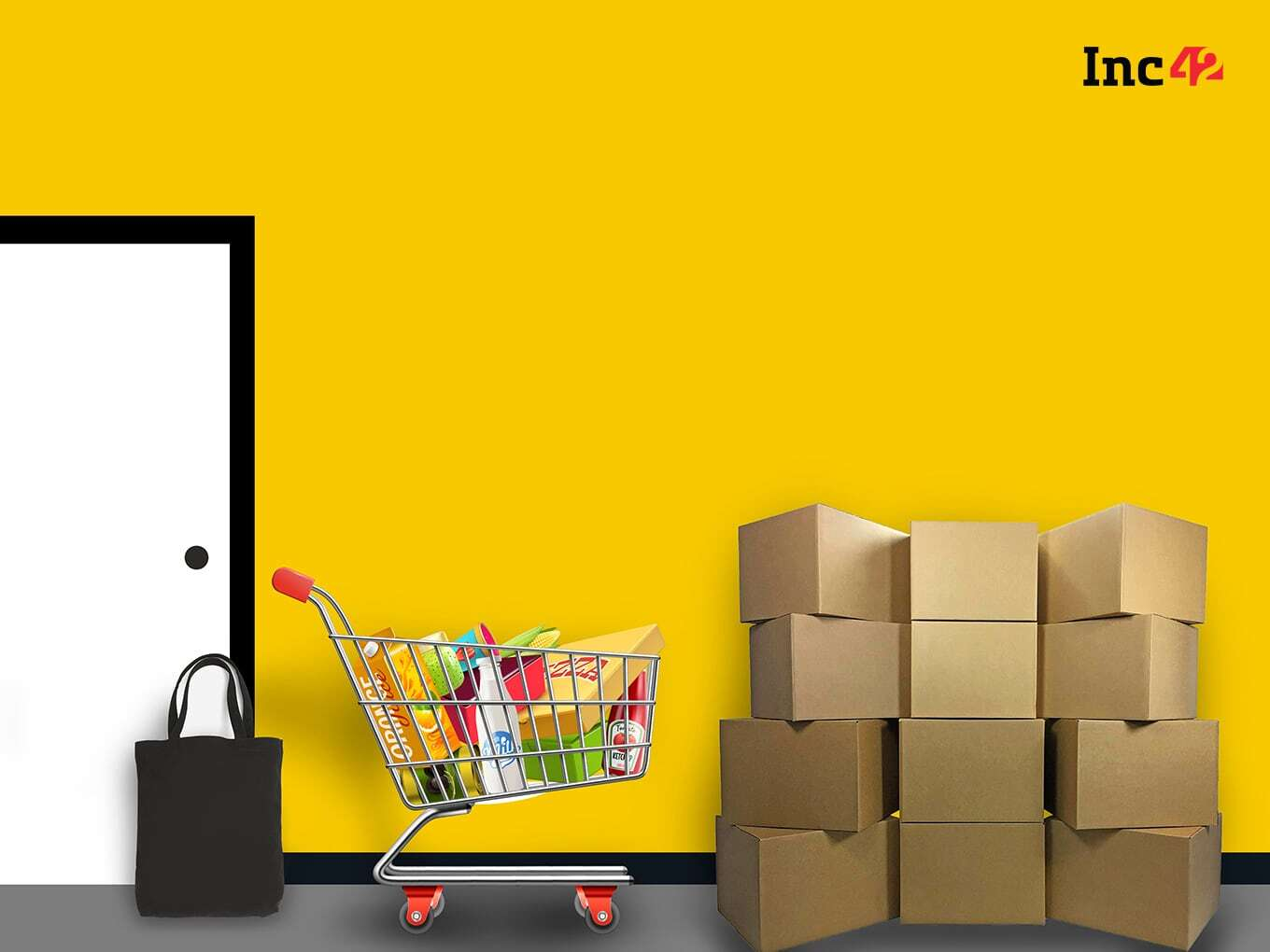 The Online Grocery Boom: Will New Players Shine And Sustain?
