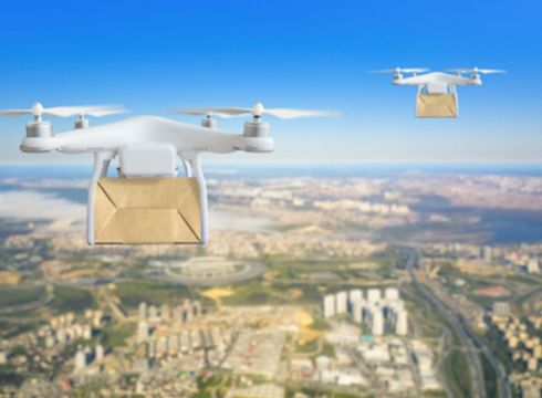Police Arrest Two For Delivering Pan Masala Via Drones In Gujarat