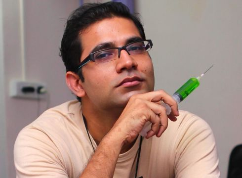 TVF's Arunabh Kumar Returns With New Venture Indusverse