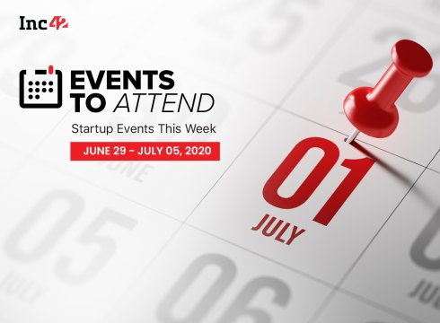 Upcoming Startup Events: Reliance's AGM, Fintech Festival & More
