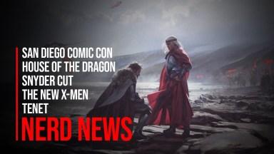 Stiri Comic Con San Diego, House of the Dragon, Tenet, Twitch