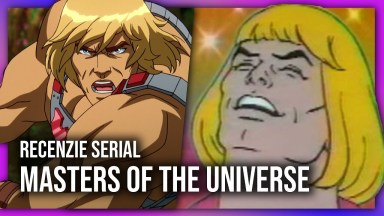 Recenzie Serial - Masters of the Universe: Revelation
