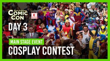 East European Comic Con Day 3 - COSPLAY CONTEST
