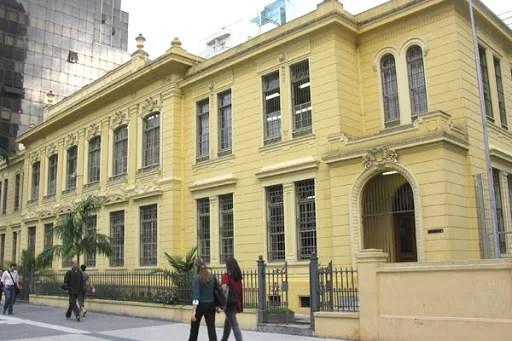 Escola Rodrigues Alves - Paraíso