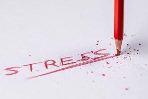 Incapacidad permanente total por trastorno adaptativo y bronquitis