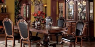 amenajari interioare stilul formal