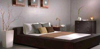 Amenajare dormitor in stil feng shui