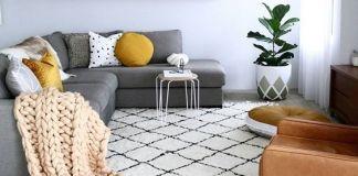 cum alegi culoare covorului