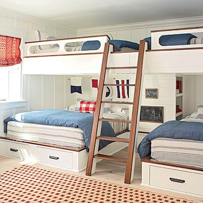 paturi suprapuse copii stil navy