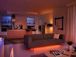 Philips Hue iluminat casa