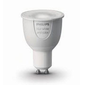 bec LED Philips HUE pentru spoturi