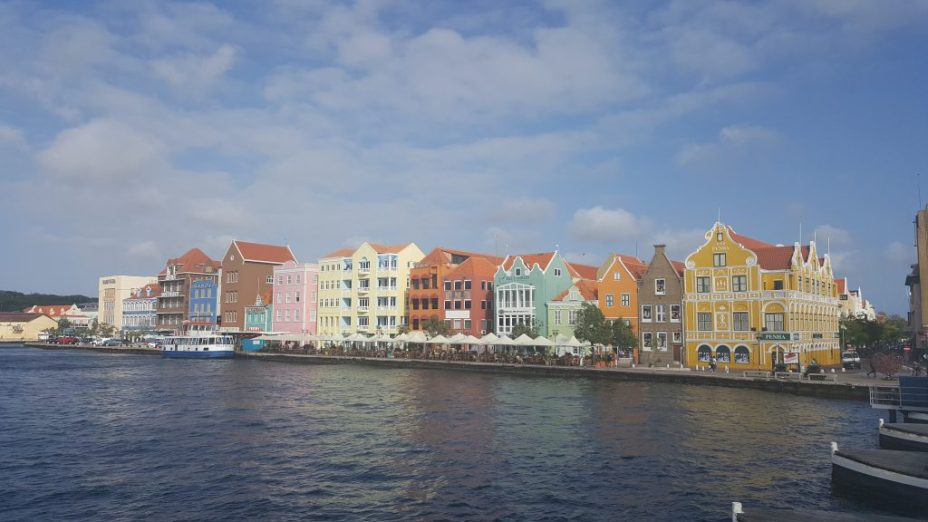 Handelskade WIllemstad Curacao