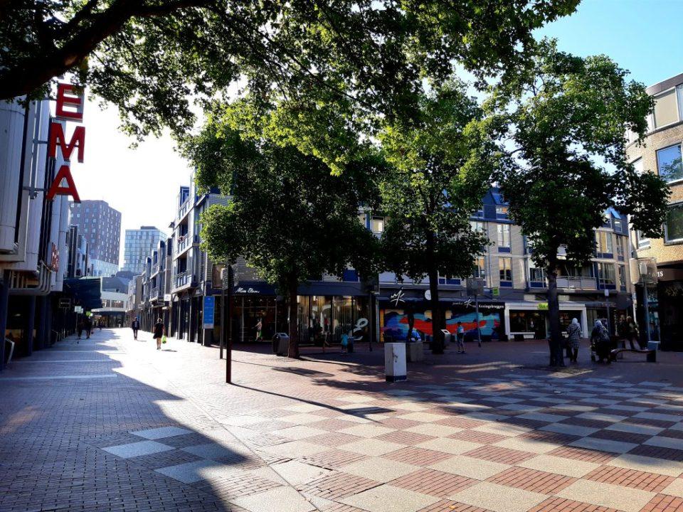 winkelstraat Zoetermeer
