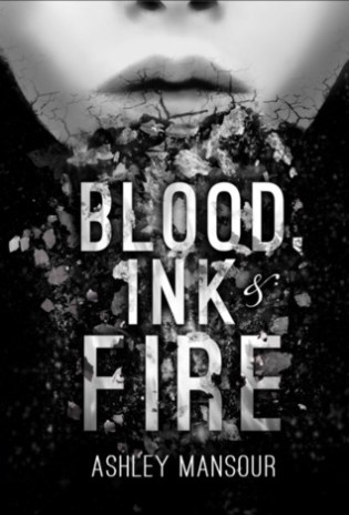 blood ink and fire cover
