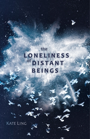 the loneliness of distant beings cover