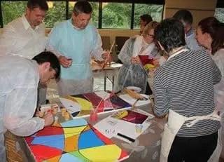 Team building Fresque Artistique