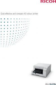 GXe7700n Brochure image