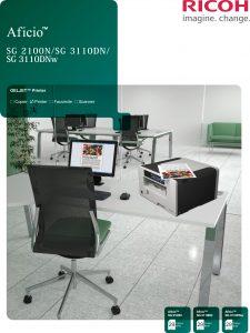 Ricoh SG3110DN Brochure image