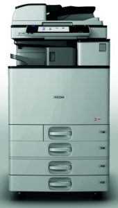 Ricoh MPC2003SP / MPC2503SP Colour Photocopier / Colour Printer
