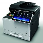 MPC406ZSPF Multi function device. Available from Inception Business Technology, Swindon suppliers of printers, copiers and consumables