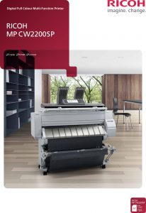 MPCW2200SP Brochure Image