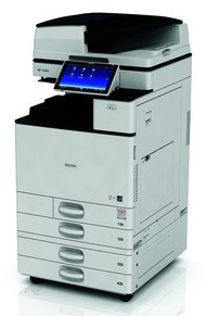 Ricoh MPC3004SP A3 Multifunctional Device