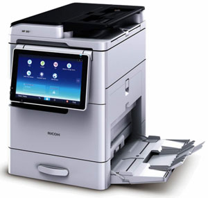 MP305+SP A3 Multifunctional Printer