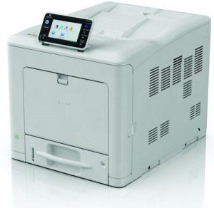 Rioch SPC352DN Colour A4 Printer