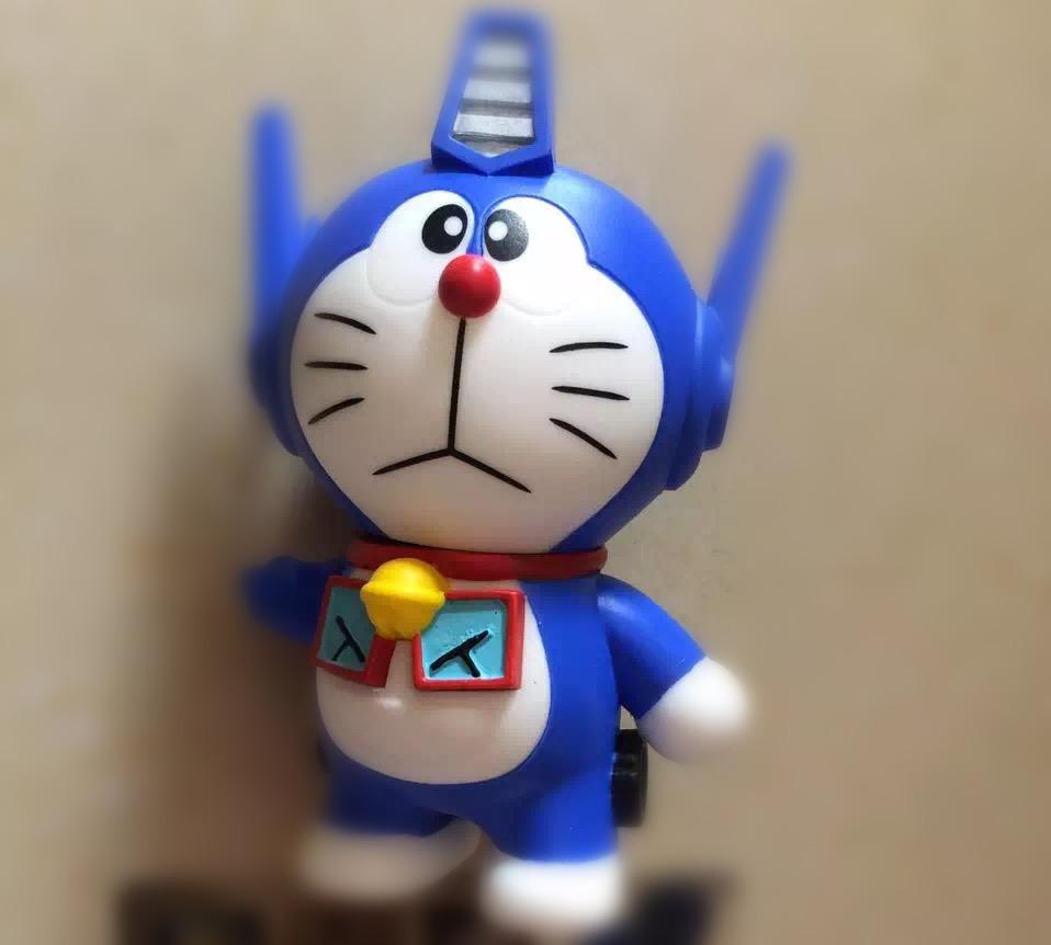 Doraemon casting single