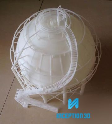 3D Print Architecture Water Tower