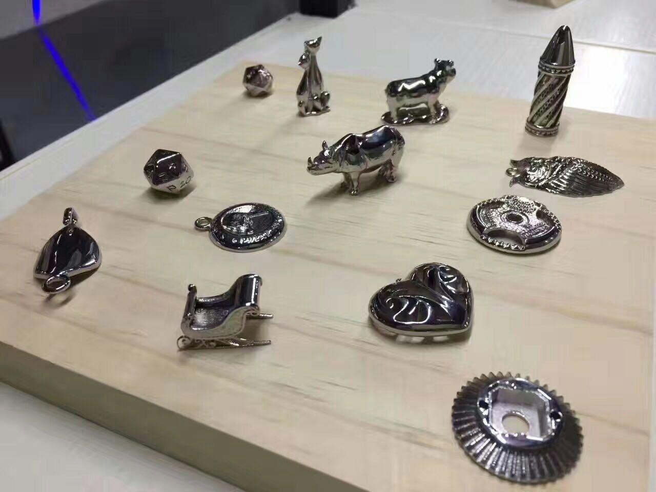 Metal 3D Printing various