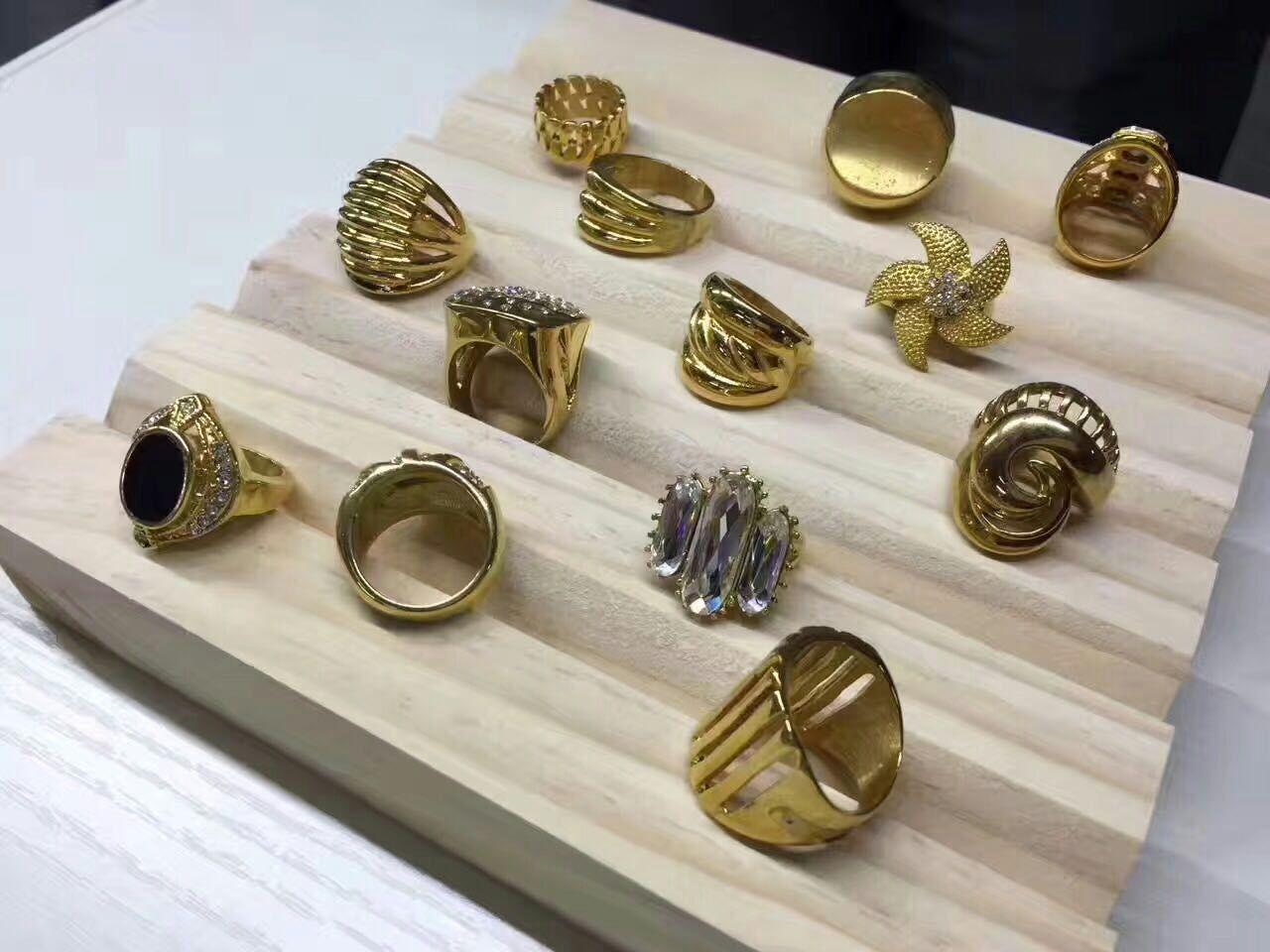 Metal 3D Printing Rings