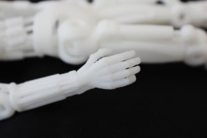 3D printed Robot right hand